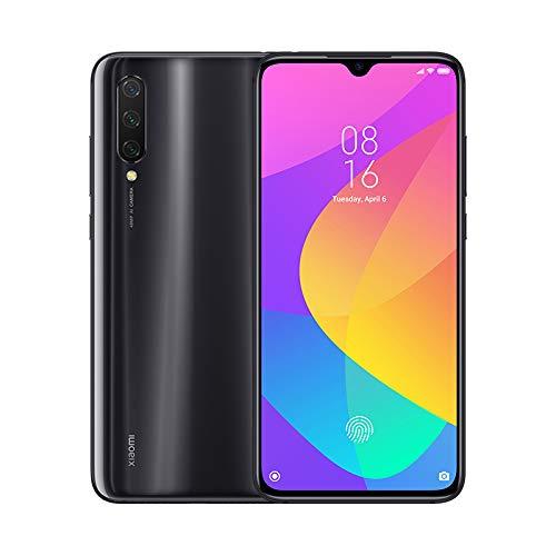 """Xiaomi Mi 9 Lite – Smartphone con Pantalla AMOLED FullHD de 6,39"""" (Qualcomm SD710 2.2GHz, Triple cámara de 48 + 8 + 2 MP y Selfie de 32MP, NFC, 4030 mAh, 6GB+64GB) Color Gris ónice [Versión española]"""