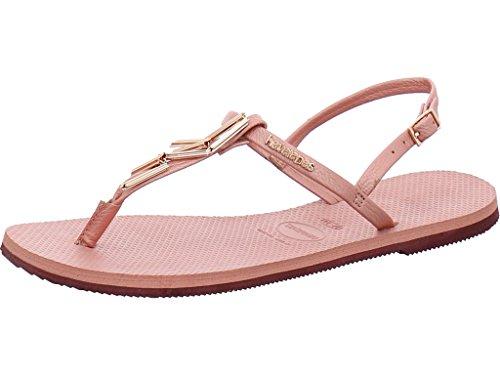 Havaianas Zehentrenner-Sandale Größe 3536 Beige (Beige)