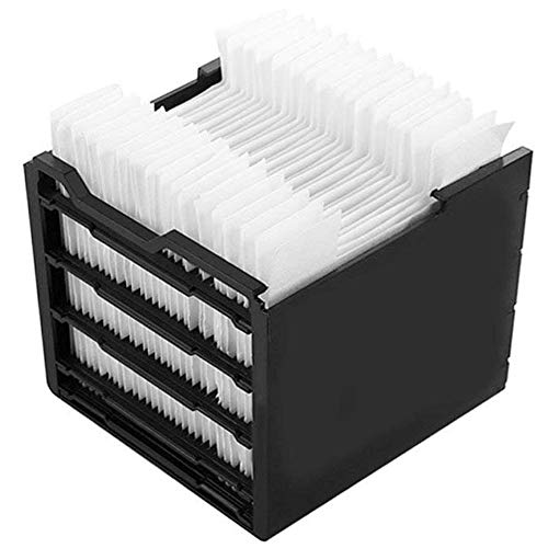 Gesh Filtro para enfriador de espacio personal, enfriador de aire ártico de repuesto de filtro de enfriador de aire USB, 32 unidades