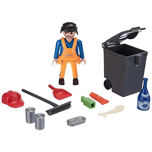 Playmobil Special Plus 70249 - Operatore Ecologico, dai 4 anni