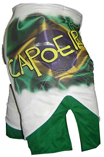 Bermuda Fight Dry Fit Capoeira - Treino e Passeio - 40