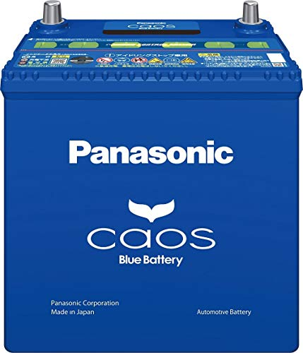 Panasonic (パナソニック) 国産車バッテリー カオス アイドリングストップ車用 N-M65/A3