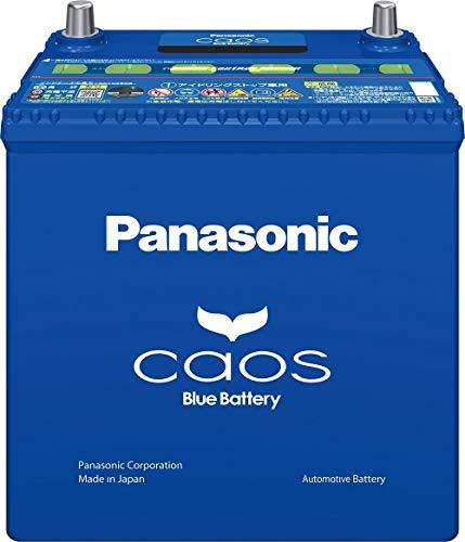 Panasonic (パナソニック) 国産車バッテリー カオス アイドリングストップ車用 N-Q100/A3