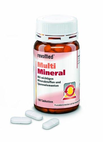 Revomed - Multi Mineral mit wichtigen Mineralstoffen und Spurenelementen