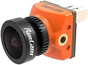 RunCam Racer Nano 2 FPV Camera CMOS OSD 1000TVL Super WDR 6ms Low Latency Gesture Control for FPV Racing Drone(1.8mm FOV 160°)