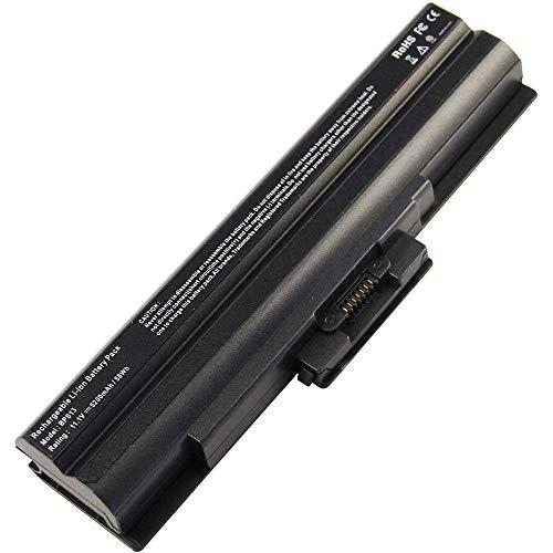 XITAI 11.1V 5200mAh VGP-BPS13 Repuesto Batería para Sony
