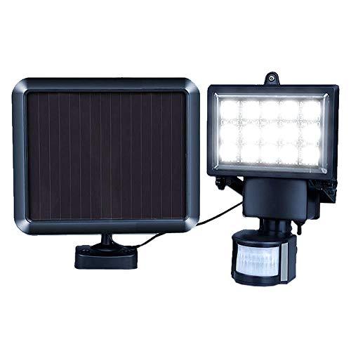 LEDライト 投光器 100LED 赤外線 ソーラーライト 防水 屋外 パワード 省エネ モーションセンサー セキュリティ