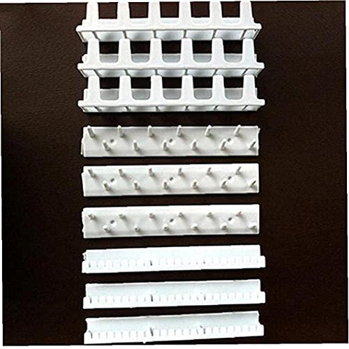 Froiny Joyería De La Pulsera del Collar del Soporte Colgante De Joyería De Almacenamiento En Rack De Almacenamiento De Montaje En Pared del Organizador del Sostenedor De Visualización