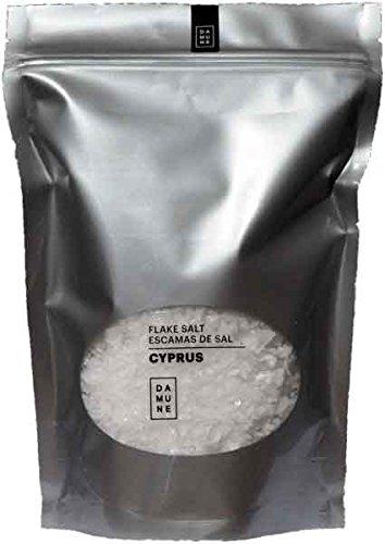 Pyramiden Salzflocken aus Zypern – 400g