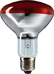 Lámpara IR 250W 230 250V E27 IR 250 RH