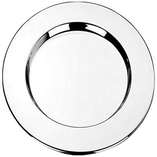 silberkanne Platzteller D 33 cm Klassic Silber Plated versilbert in Premium Verarbeitung
