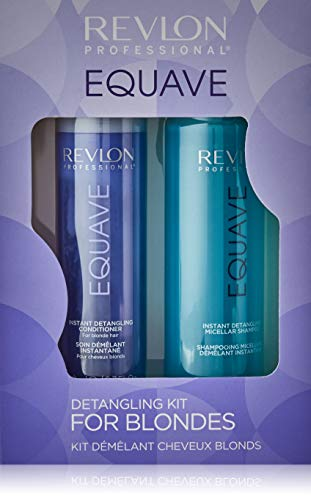 Revlon Professional Equave Duo Pack Detangling For Blondes Shampoo 250 ml + Conditioner 200 ml