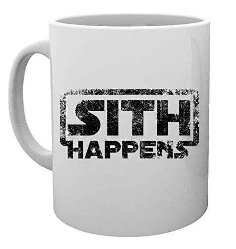 Sith Happens Taza Mug Cup