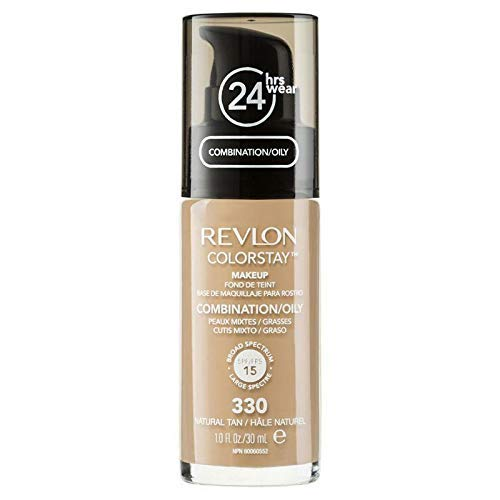 Revlon ColorStay Base de Maquillaje piel mixto/graso FPS15...
