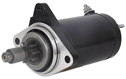 Rareelectrical SEADOO STARTER COMPATIBLE WITH GSI 718cc 1997 GTI 718cc 1996-2005 228000-4550 278-000-41985