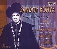 Sandor Konya Sings Puccini