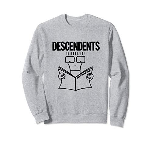 Descendents - Everything Sucks - OFFICIAL MERCHANDISE Sweatshirt