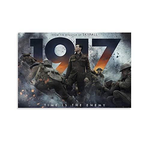 DRAGON VINES 1917 British American War-Filme HD Druck Bild Poster Büro Home Dekoration Wandgemälde 30 x 45 cm