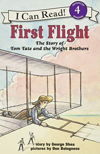 First Flight: The Story of Tom Tate and the Wright Brothers (I Can Read Level 4)の詳細を見る