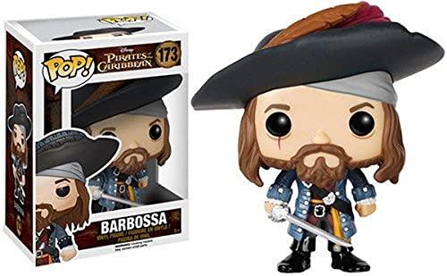 Funko POP!: Disney: Piratas del Caribe: Barbossa