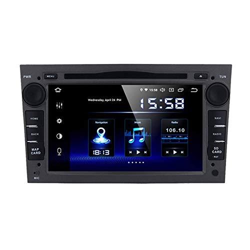 WHL.HH para Op el Combo Insignia Vivaro Zafira Meriva 2005 Auto Auto GPS Navegación Multimedia Jugador Android 10.0 Radio Estéreo Video Receptor Direccion Rueda Control Auto Jugar / 4G WiFi/Dab/SWC