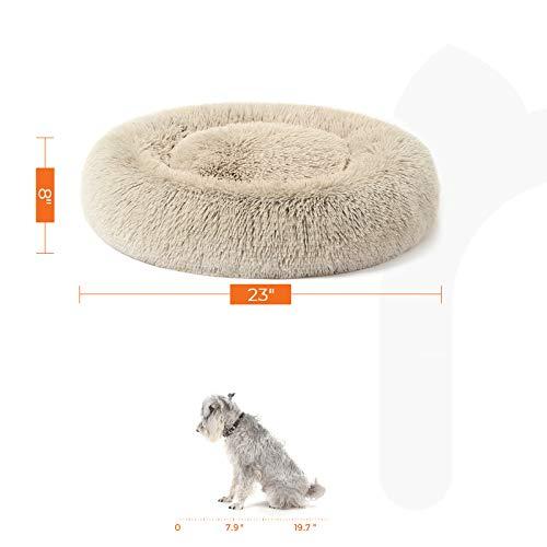 Soft Plush Dog Bed