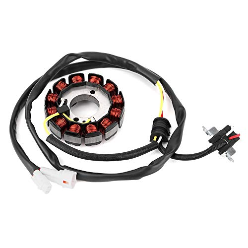 Magneto Stator Coil, Magneto Generator Stator Coil Accessories fit for Yamaha YFZ450 YFZ 450 2004-2013