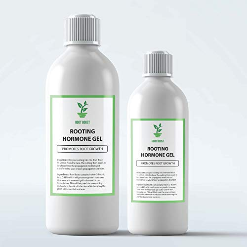 Rooting Gel BOOSTS Hormone Growth Perfect for Hydroponics & ANY Plant Cuttings (100)