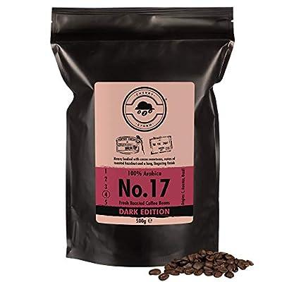Cherry Storm No. 17 (Dark Edition) 100% Arabica Espresso Coffee Beans 1kg (2x500g)