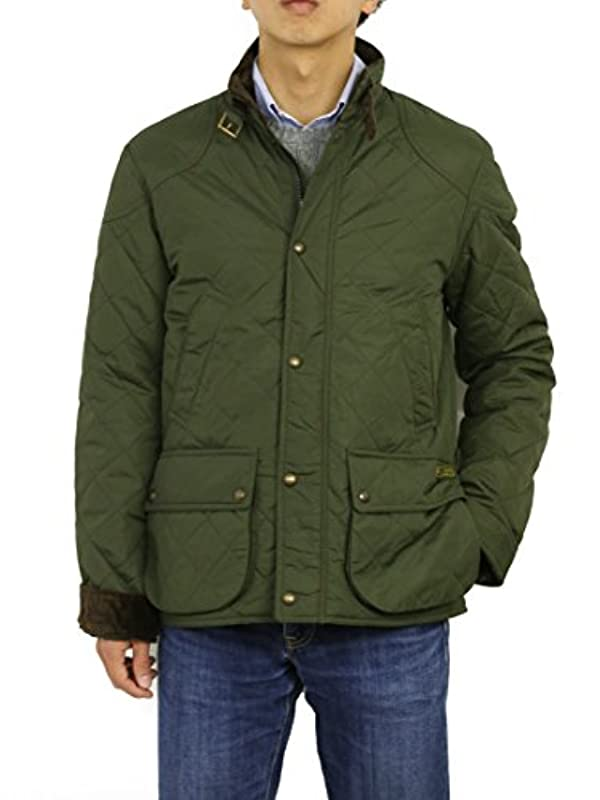 POLO Ralph Lauren Cadwell Quilted Bomber Jacket 0101387
