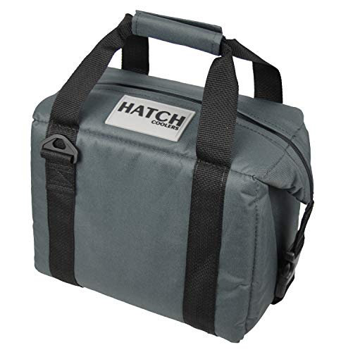 Hatch Coolers Canvas Soft Lunch Cooler with...