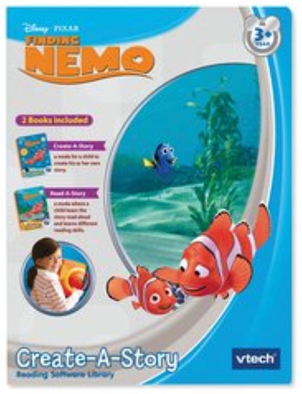 Vtech  CreateAStory  Finding Nemo