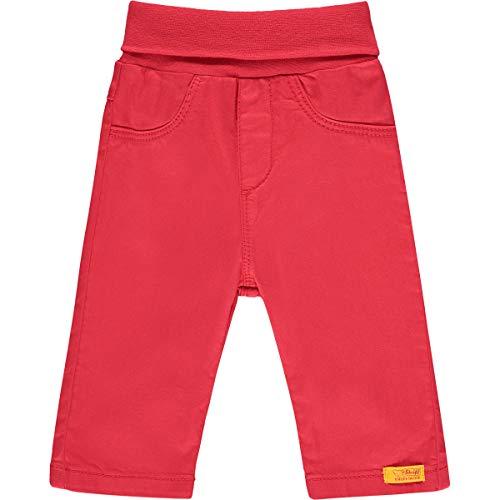 Steiff Hose Pantaln, Color Rojo, 74 cm para Bebés