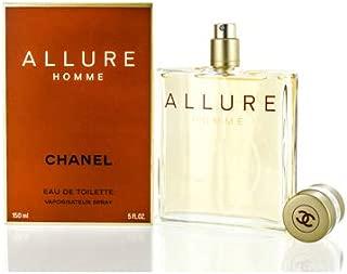 Allure Homme by Chanel EDT Spray 5.0 oz (150 ml) (m)
