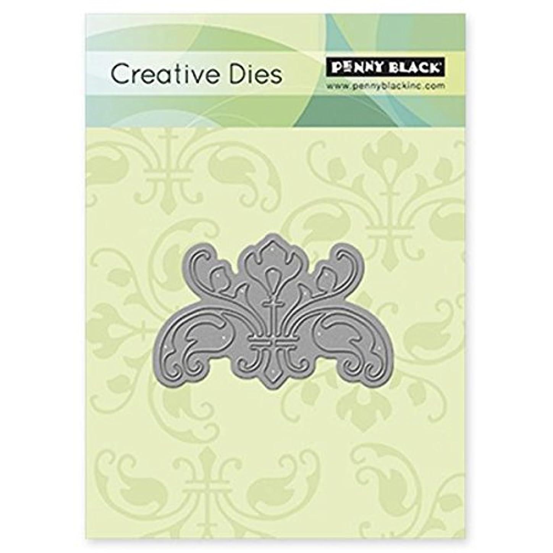 Penny Black Fancy Flourish Decorative Dies duqfwos831891
