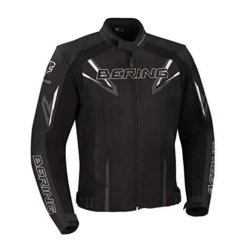 Bering Skope - Chaqueta para moto, color negro
