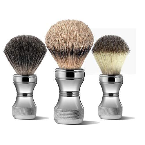 ShaveMaxx - 100% SilverTip Badger Hair Shaving Brush