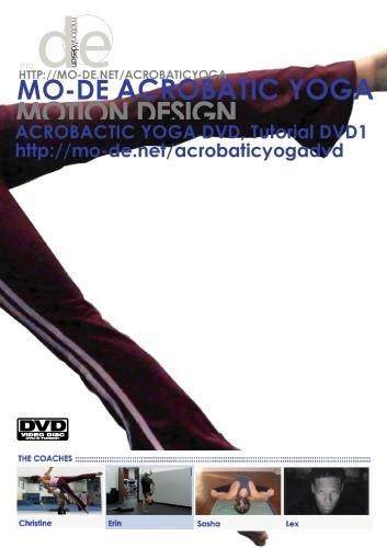 Motion Design Acrobatic Yoga Tutorial Volume 1