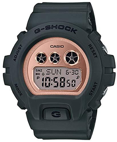 Casio Damen Digital Quarz Uhr mit Plastik Armband GMD-S6900MC-3ER