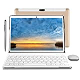 Best Tablet Laptops - Tablet 10.1 Inch, Android 9.0 Pie Quad-Coree Tablet+Keyboard Review