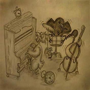 Ed Ruben Trio: Live at The Barn