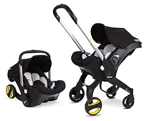 Doona™ 0+ Babyschale & Travelsystem 2-in-1 - Nacht/Schwarz
