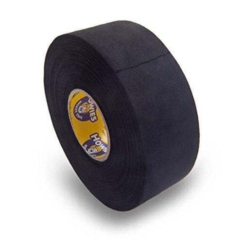 Schlägertape Profi Cloth Hockey Tape 38mm f. Eishockey (schwarz), 13,70 m