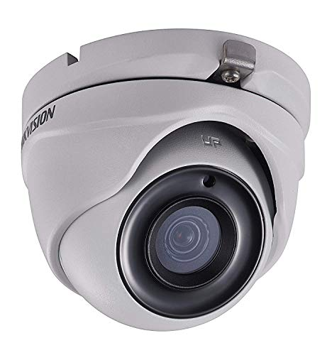 Hikvision Camera DS-2CE56H0T-ITMF 2.8MM Outdoor IR Turret 5MP 2.8mm IP67 12 VDC Retail