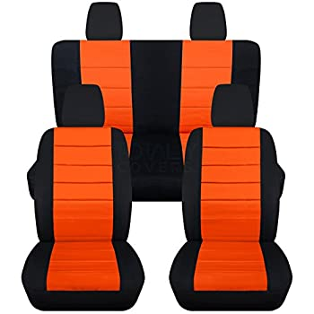 Groovy 10 Best Jeep Wrangler Seat Covers 2019 Reviews And Buying Machost Co Dining Chair Design Ideas Machostcouk