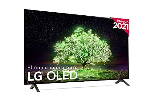 Smart TV LG OLED55A16LA 55  4K Ultra HD OLED WiFi