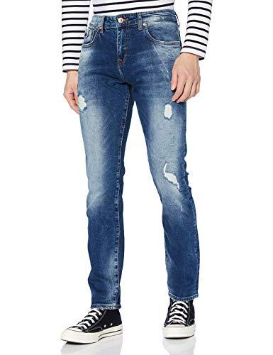 LTB Jeans Herren Joshua Jeans, Blau (Fios Wash 52848), 33W / 30L
