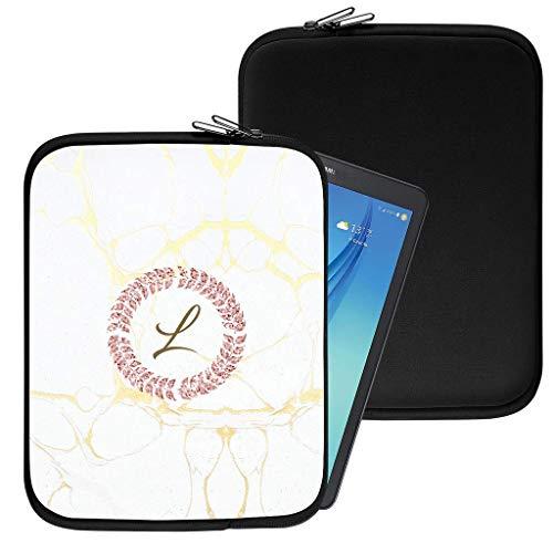 Personalisiert Marmor Neopren Tablethülle Case Tasche (68) für Huawei Honor T1 7.0 (7