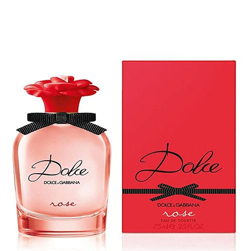 Dolce & Gabbana Dolce Rose Eau de Toilette 75Ml 75 ml