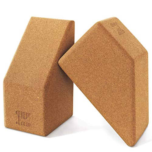 4 best price comparison for Trapezoid Yoga Block Set